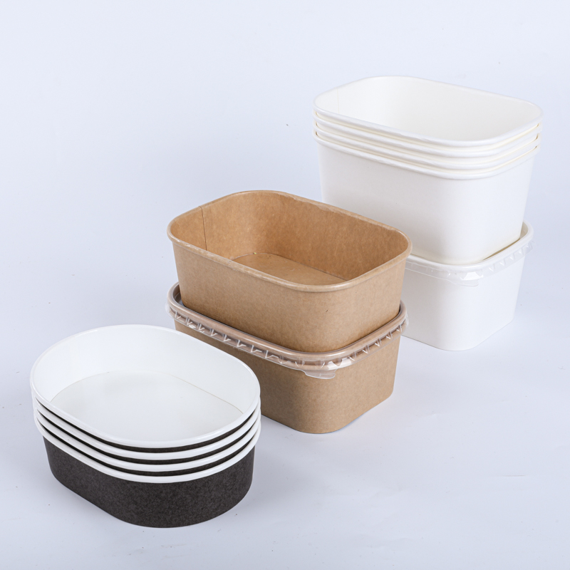 Hot sale creative paper rectangular containers