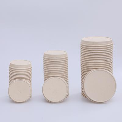 Hot selling disposable paper cup lid