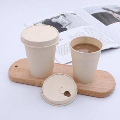 Hot sale paper cups with lids