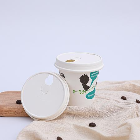 Supply ice cream bowls with lids