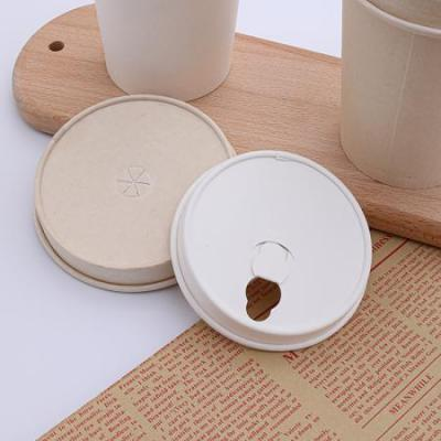 Food grade paper lids for cups