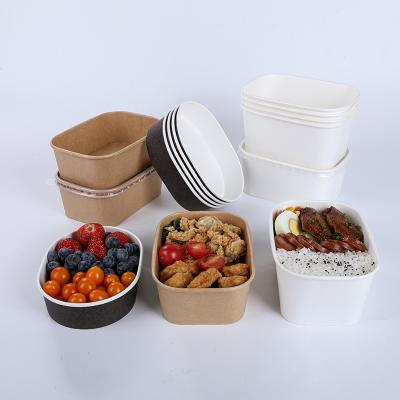 Universal disposable paper bowl