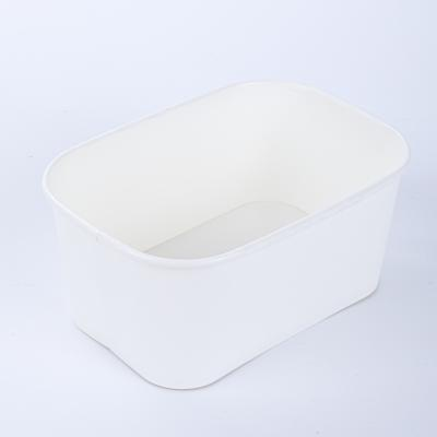 wholesale disposable yogurt ice cream paper cup paper bowl